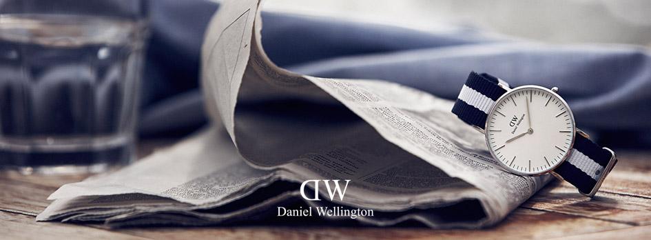 Сторітеллінг Daniel Wellington