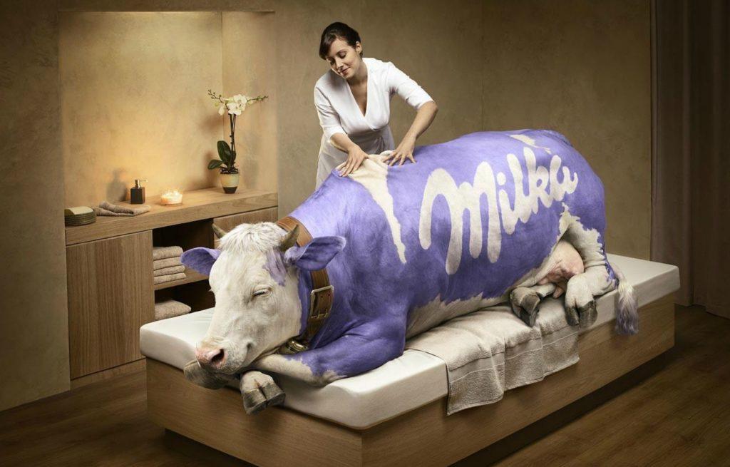Сторітеллінг Milka