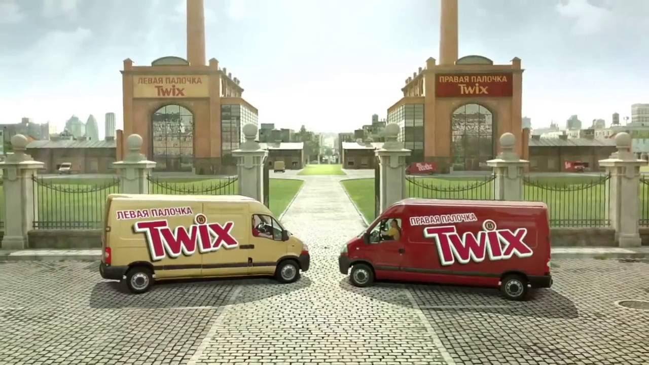 Сторітеллінг Twix